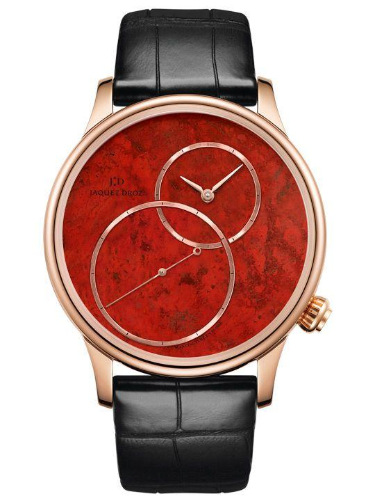 Jaquet Droz Grande Seconde Off-Centred Cuprite
