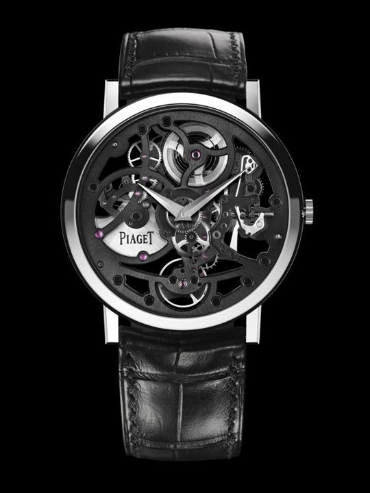 Piaget Altiplano Skeleton