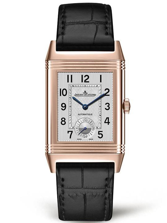 Jaeger-LeCoultre Reverso Classic Duoface Large in pink gold