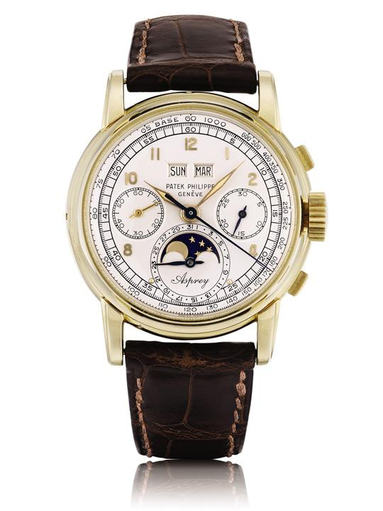 Patek Philippe Ref. 2499 'The Asprey'