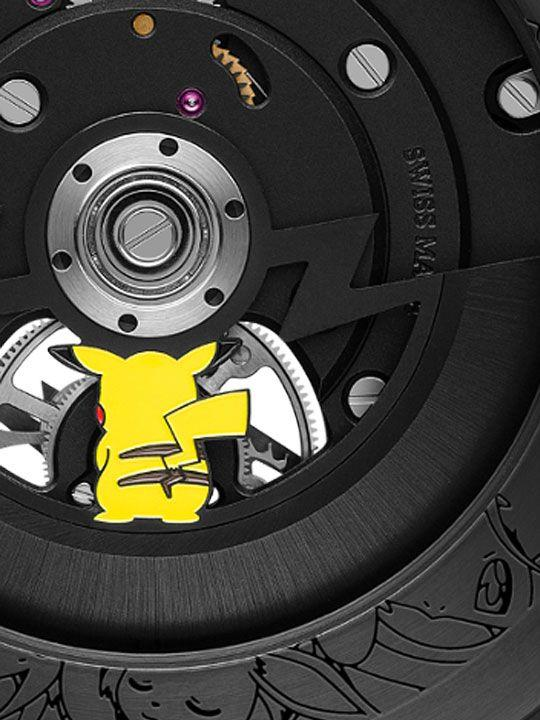 RJ-Romain Jerome Tourbillon Pokemon