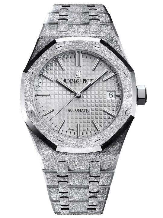 Audemars Piguet Royal Oak Frosted Gold Ref. 15454BC.GG.1259BC.01