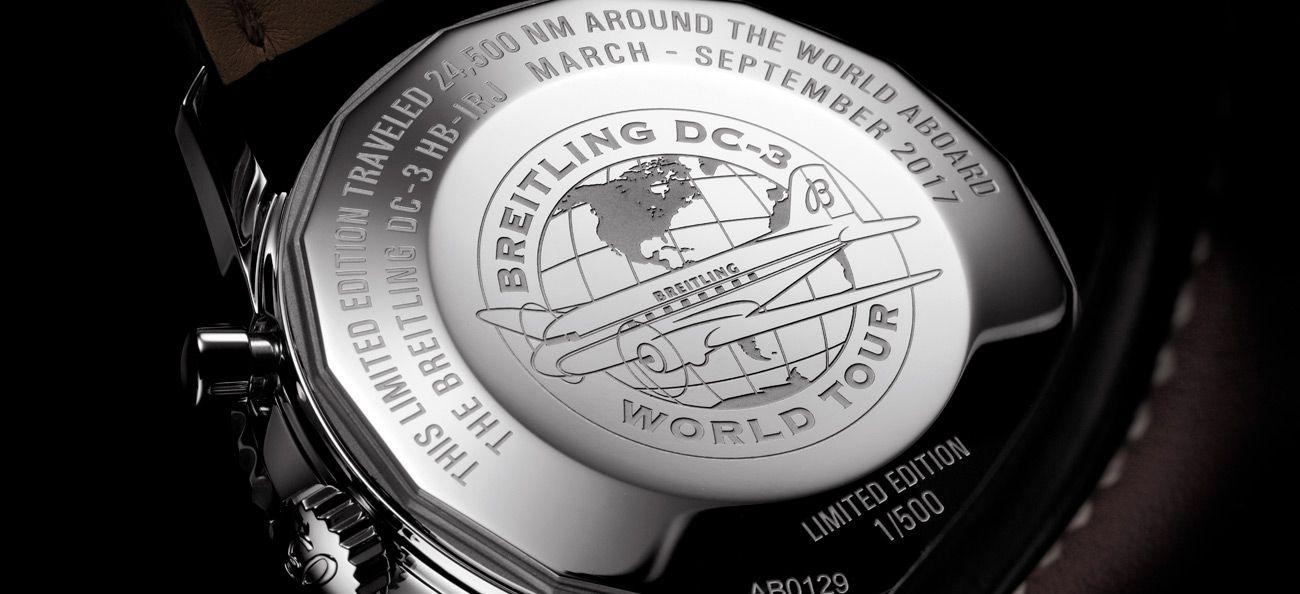 Breitling Navitimer 01 DC-3 Limited Edition