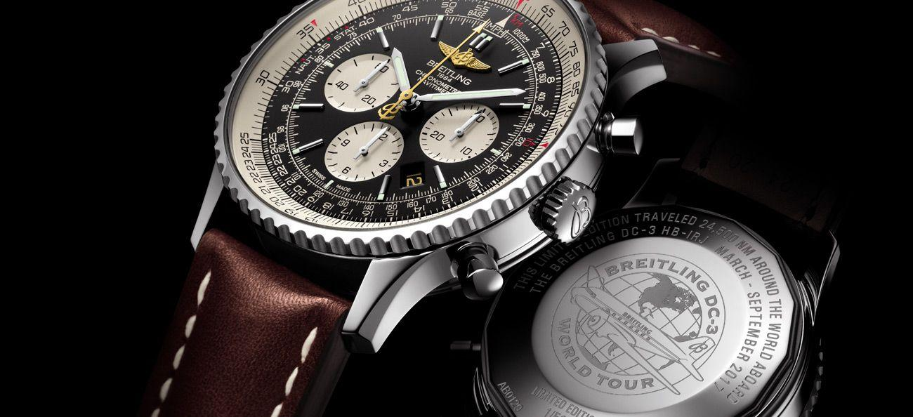 Breitling Navitimer 01 DC-3 Limited Editi