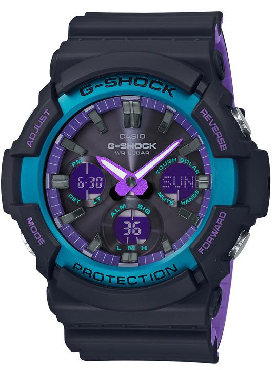Casio G-Shock GAS-100BL-1A