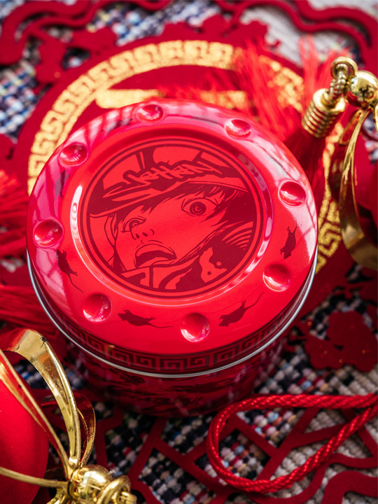 Casio G-Shock x Jahan Loh Chinese New Year Edition