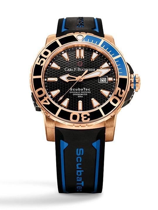 Review: Carl F. Bucherer – Patravi ScubaTec