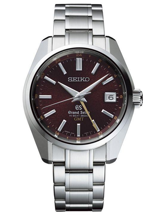 Grand Seiko Hi-Beat 36000 GMT Limited Edition (SBGJ021)