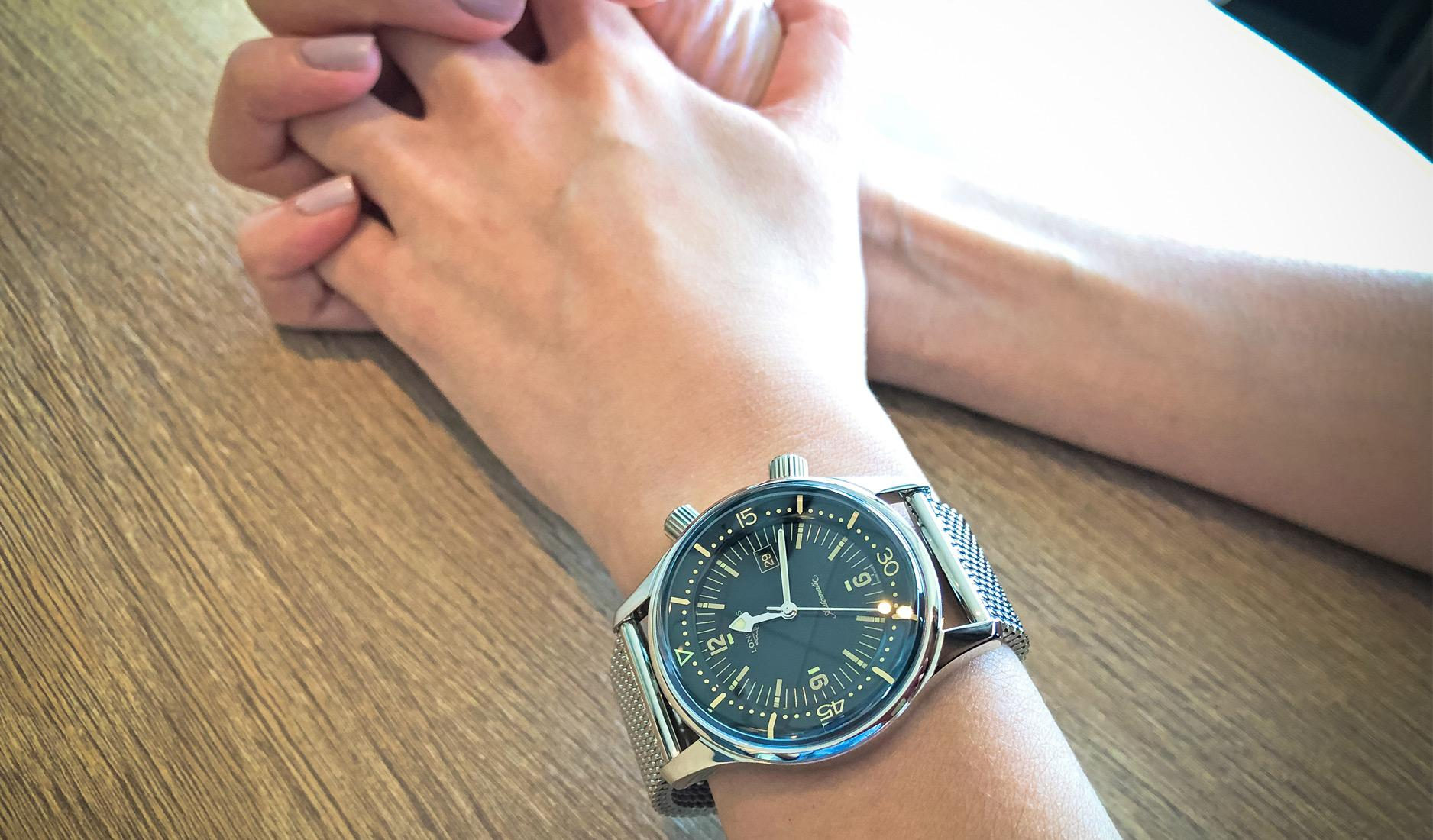 Longines Legend Diver 36mm