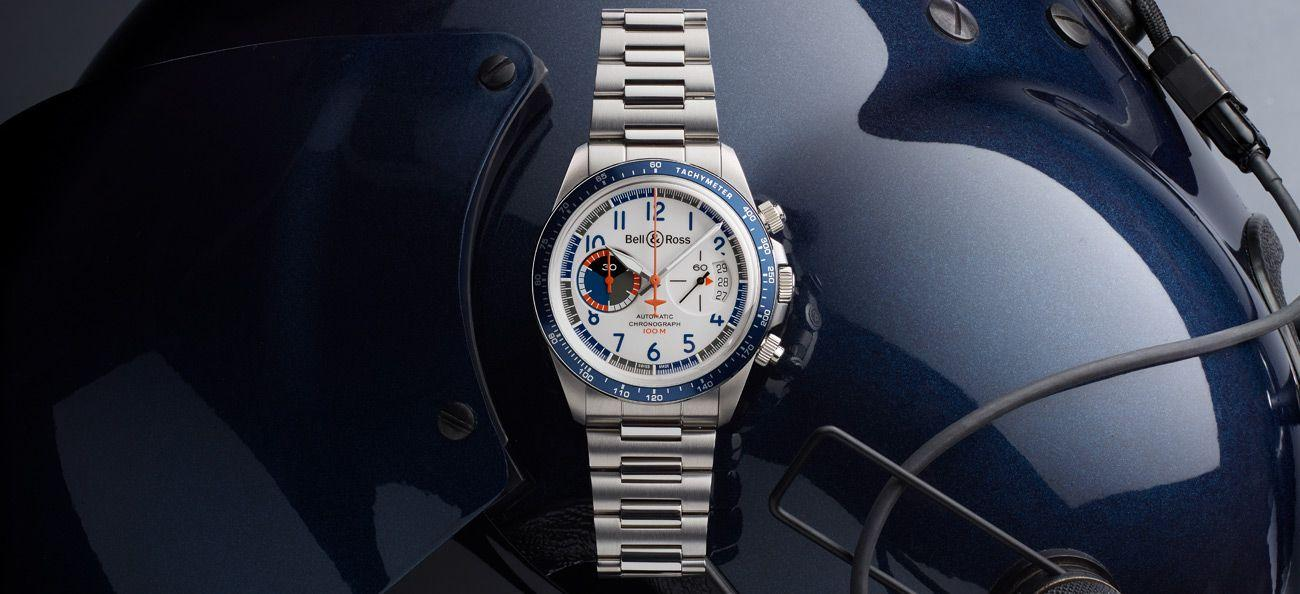 Bell & Ross BR V2-94 Racing Bird Automatic Chronograph