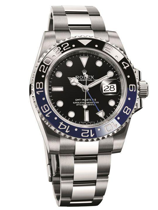Rolex GMT Batman