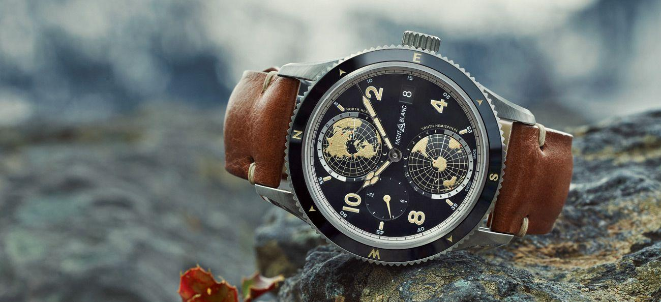 Montblanc 1858 Geosphere Limited Edition