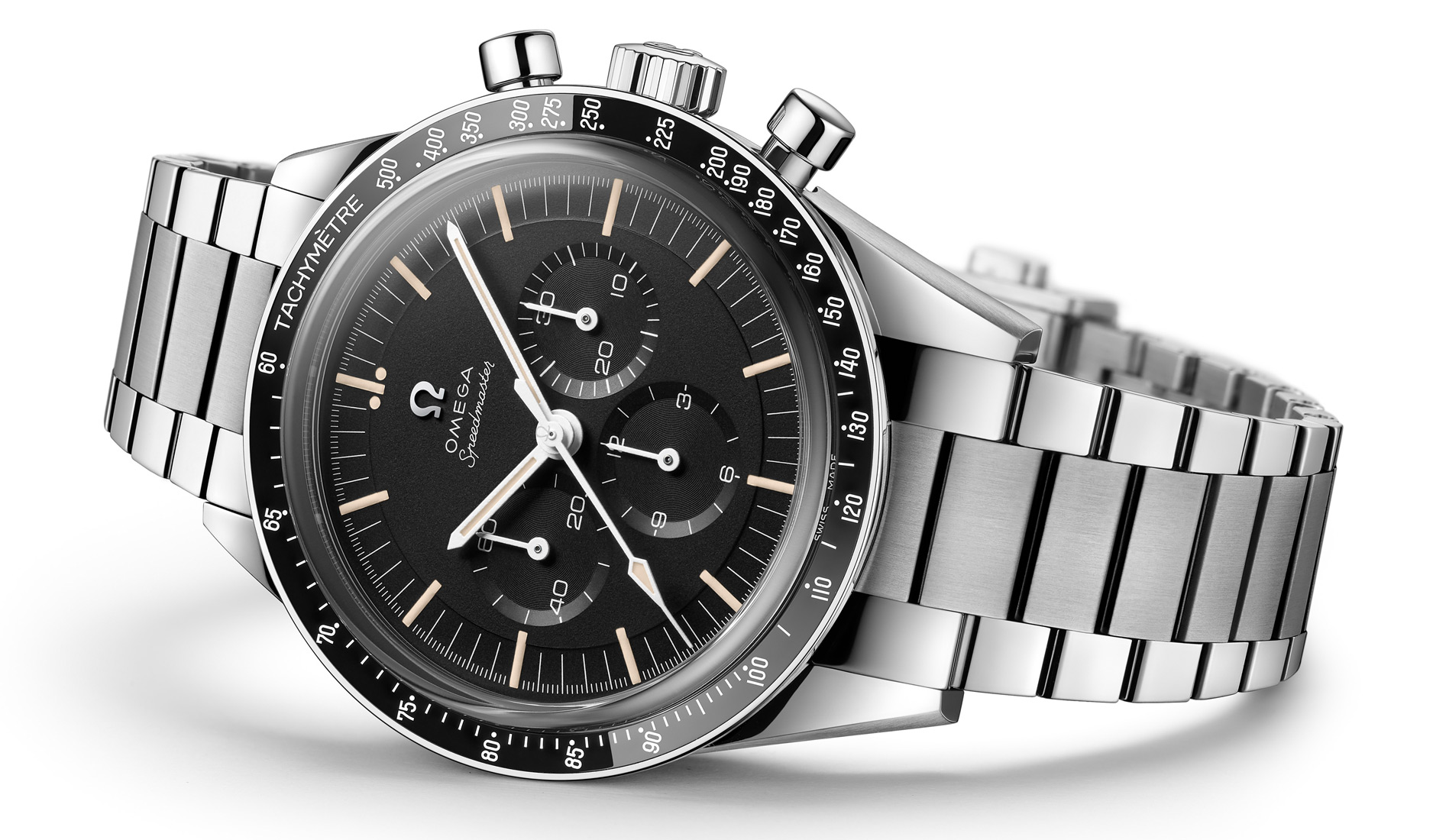 Omega Speedmaster 321 Moonwatch Stainless Steel