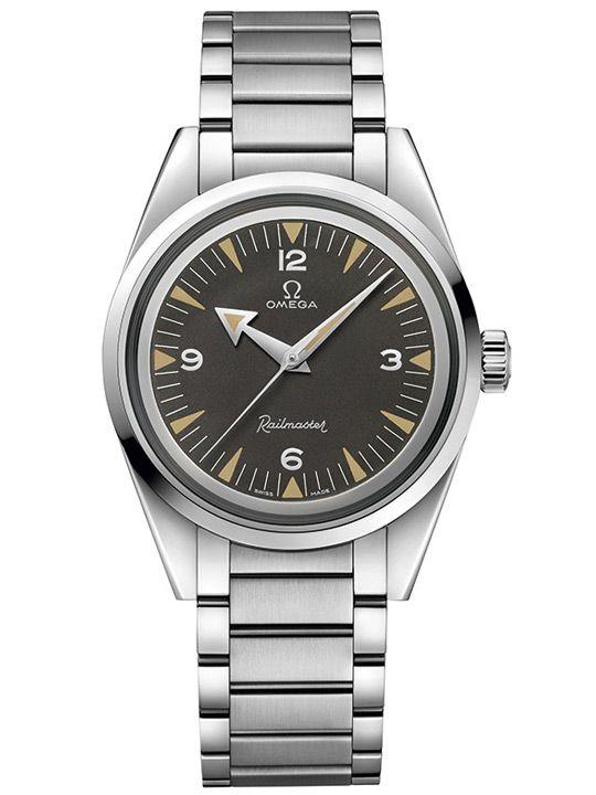 Omega Railmaster Limited Edition Master Chronometer 38mm