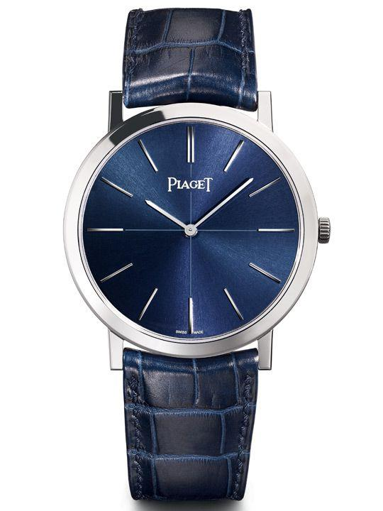 Piaget Altiplano 60th Anniversary edition manual-winding 38mm Ref. G0A42107