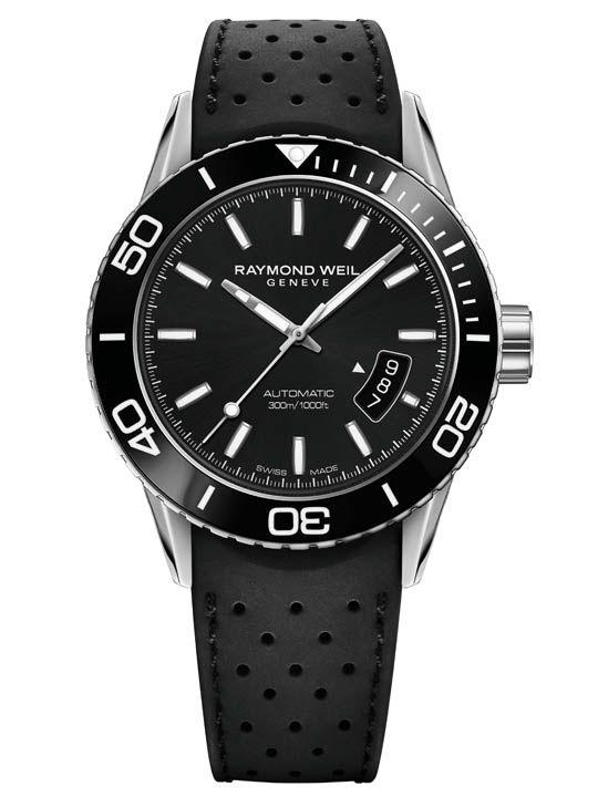 The new Raymond Weil Freelancer