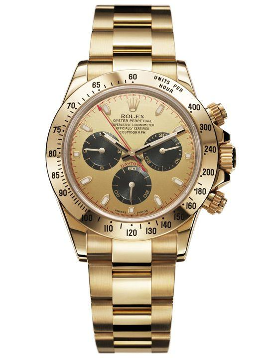 Rolex Oyster Perpetual Cosmograph Daytona with Calibre 4130
