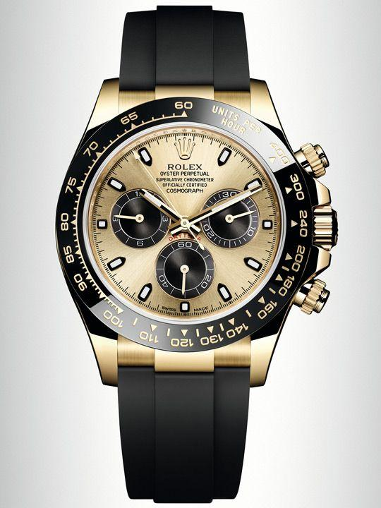 Rolex Oyster Perpetual Cosmograph Daytona Ref. 116518LN