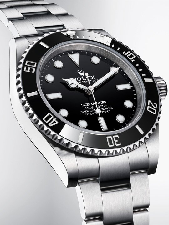 Rolex Submariner 'No Date' Ref. 124060