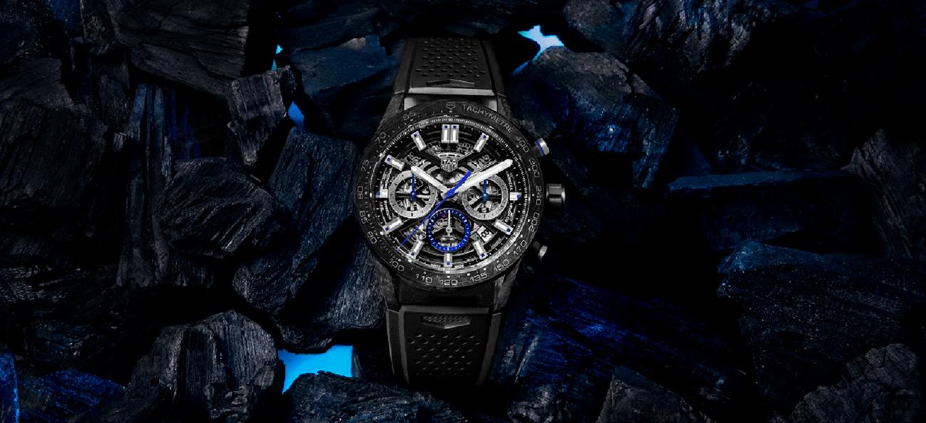 TAG Heuer Carrera Carbon Chronograph