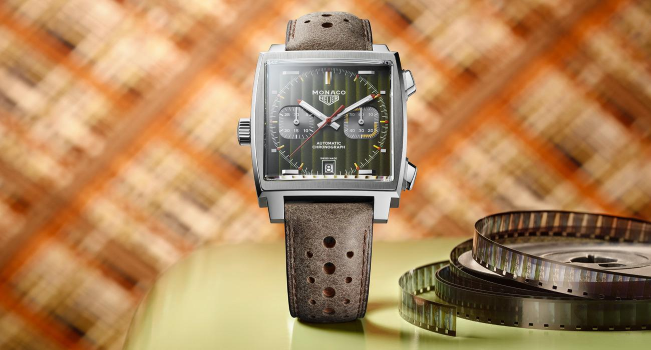 TAG Heuer Monaco 1969 – 1979 Limited Edition