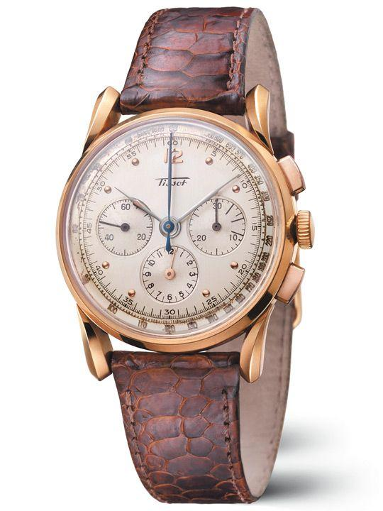 Tissot chronograph from 1948