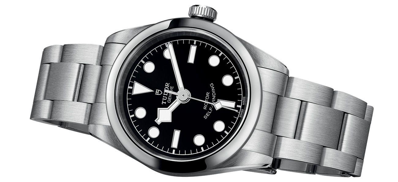 Tudor Black Bay 32mm