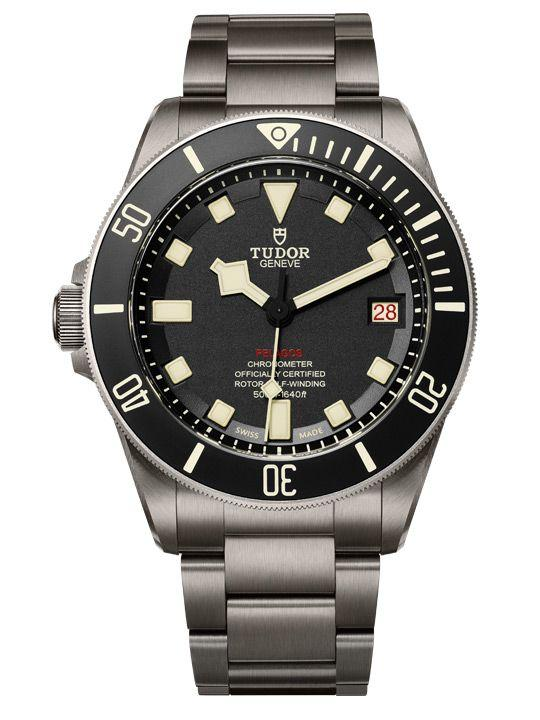 Tudor pelagos lhd review singapore price crown watch blog - Tudor dive watch price ...