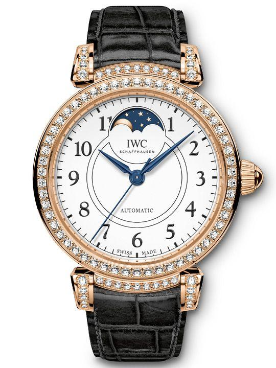 IWC Da Vinci Automatic Moon Phase 36 Edition '150 Years'