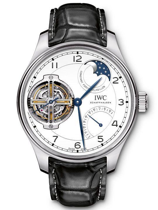 IWC Portugieser Constant-Force Tourbillon Edition '150 Years'