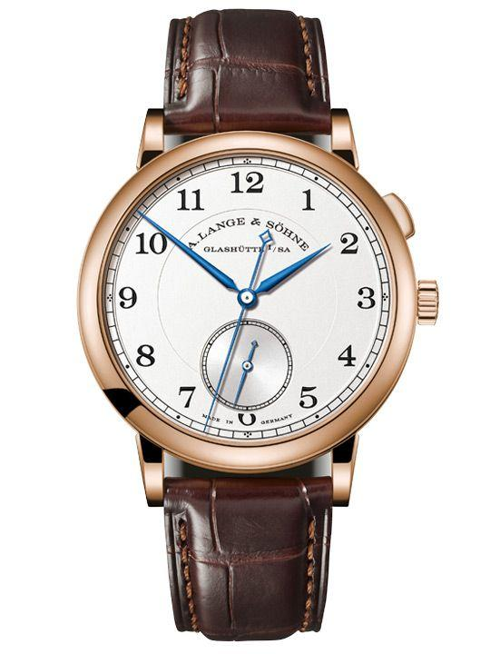 1815 'Homage To Walter Lange' in pink gold