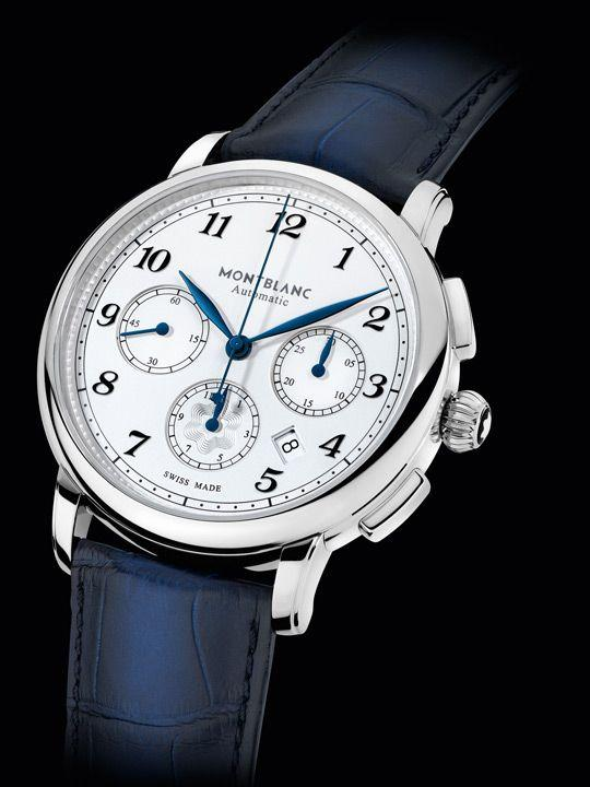Montblanc Star Legacy Automatic Chronograph