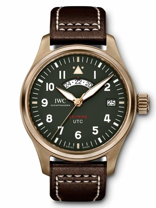 IWC Pilot's Watch UTC Spitfire Edition 'MJ271'